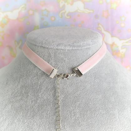 BABY Velvet choker Necklace ,Baby ..