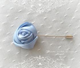 Flower Lapel Pin , F..