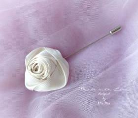 Flower Lapel Pin , I..